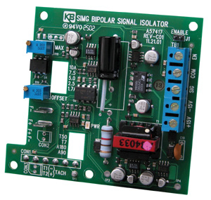 SIMG (8832) Signal Isolator Board